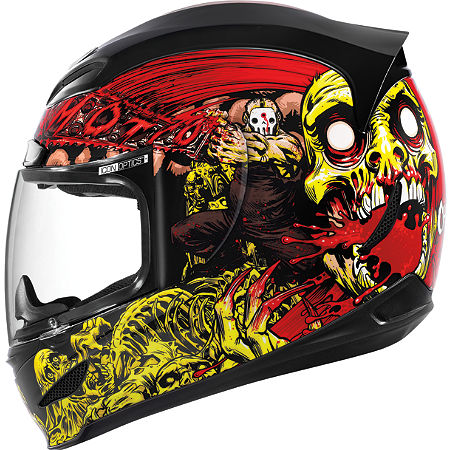 Icon Airmada Helmet - Chainbrain - Main