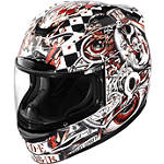 Icon Airmada Helmet - Seance - Full Face Motorcycle Helmets