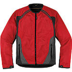Icon Anthem Mesh Jacket - ICON Cruiser Jackets and Vests