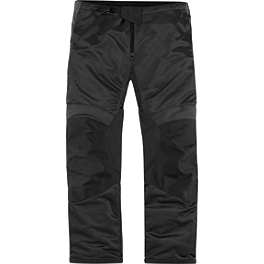 Icon Anthem Mesh Overpants - Icon Anthem Mesh Jacket