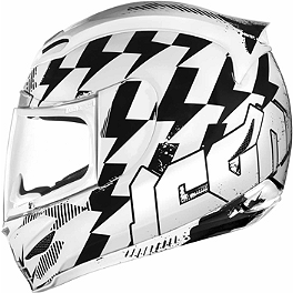 Icon Airmada Helmet - Stack - Icon Airmada Fog Free RST Shield