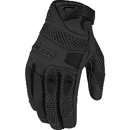 Icon Anthem Gloves - Icon 1000 Rimfire Gloves