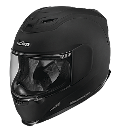 Icon Airframe Helmet - Rubatone - Icon Fog Free Original Shield