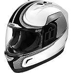 Icon Alliance Helmet - Reflective - Full Face Dirt Bike Helmets