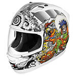 Icon Alliance Helmet - Shakki - Mens Full Face Dirt Bike Helmets