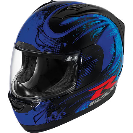 Icon Alliance Threshold GSX-R Helmet - Main
