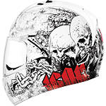 Icon Alliance Helmet - Torrent - ICON Cruiser Full Face