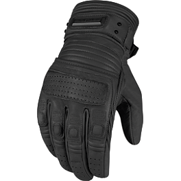 Icon 1000 Beltway Gloves - Icon 1000 Ultra Tube Scarf