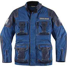 Icon 1000 Beltway Jacket - Icon 1000 Akorp Jacket