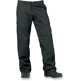 Icon Brawnson Textile Overpants - Firstgear HT Overpants Shell