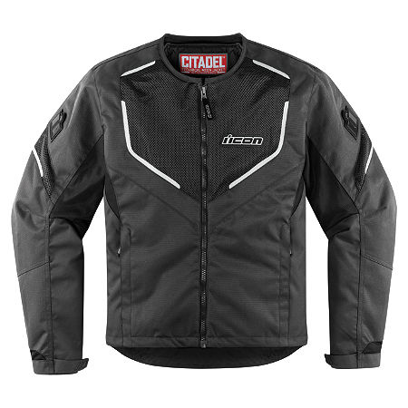 Icon Citadel Mesh Jacket - Main