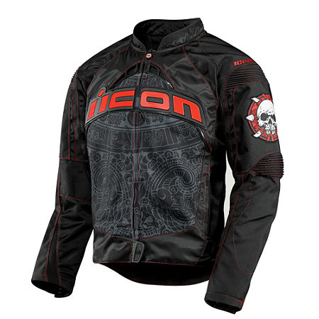 Icon Contra Sacrifice Jacket - Main