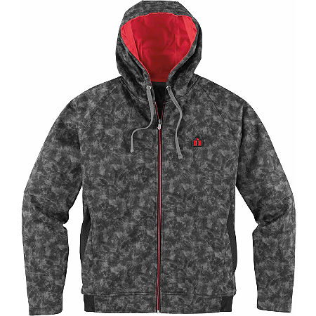 Icon Defendant Bonded Fleece Jacket - Main