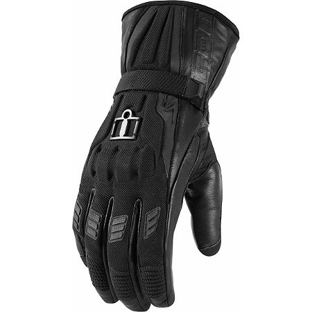 Icon Device Touchscreen Long Gloves - Main
