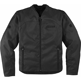 Icon Device Textile Jacket - Icon Device Leather Jacket