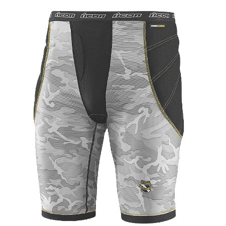 Icon Field Armor 2 Shorts - Main