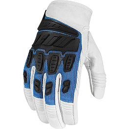 Icon Hooligan Gloves - Icon Pursuit Touchscreen Gloves