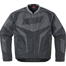Icon Hooligan Riding Jersey - Icon Anthem Mesh Jacket