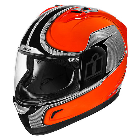 Icon Alliance Helmet - Hi-Viz - Main