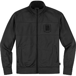 Icon 1000 Infamous Layers Jacket - Icon Defendant Bonded Fleece Jacket