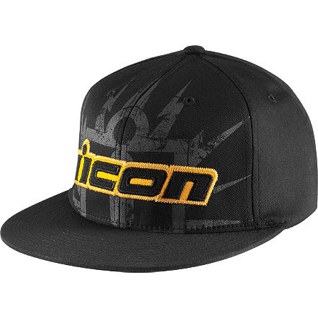 Icon Lightning Flatbill Hat - Main