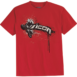 Icon Loft Tee - Joe Rocket Logo T-Shirt