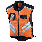Icon Military Spec Mesh Vest - ICON Motorcycle Reflective Vests