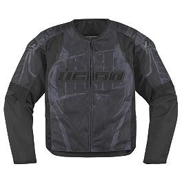 Icon Overlord Type 1 Jacket - Icon Overlord Sportbike SB1 Mesh Jacket