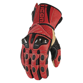 Icon Overlord Gloves - Long - Icon Patrol Waterproof Gloves