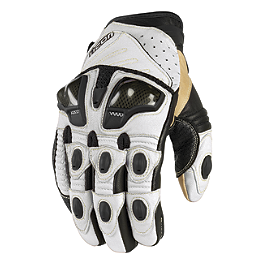 Icon Overlord Gloves - Short - Icon Justice Touchscreen Gloves