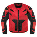 Icon Overlord Resistance Jacket - ICON Motorcycle Riding Jackets