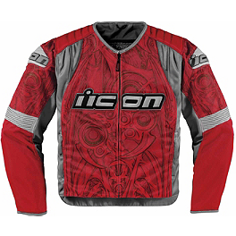 Icon Overlord Sportbike SB1 Mesh Jacket - Icon Contra Torrent Jacket