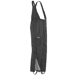 Icon PDX Rain Bibs - Icon Women's PDX Waterproof Bib