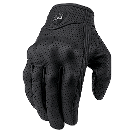 Icon Pursuit Gloves - Icon Compound Mesh Short Gloves