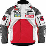 Icon Patrol Raiden Waterproof Jacket - Dirt Bike Jackets