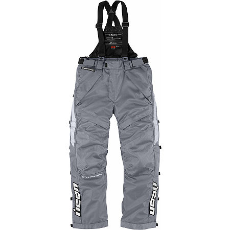Icon Patrol Raiden Waterproof Pants - Main