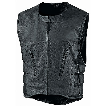 Icon Regulator Stripped Vest - Main