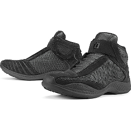 Icon Tarmac 2 CE Boots - Fly Racing M21 Riding Shoes