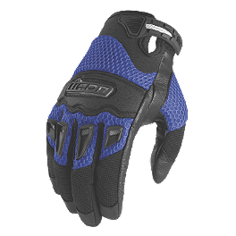 Icon Twenty-Niner Gloves - Cortech DX 2 Gloves