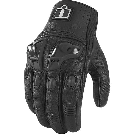 Icon Justice Touchscreen Gloves - Main