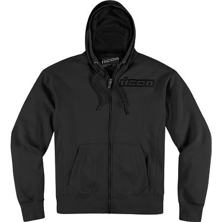 Icon Upper Slant Hoody - Main