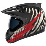 Icon Variant Helmet - Big Game - Motorcycle Helmets - Sportbike & Street Bike Helmets