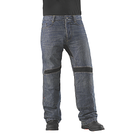 Icon Victory Riding Pants - Teknic Violator Denim Jeans