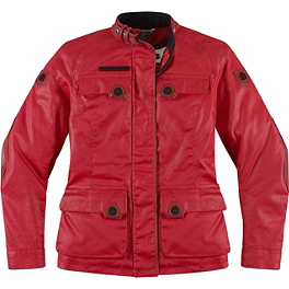 Icon 1000 Women's Akorp Jacket - Icon Women's Overlord Prime Jacket