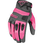 Icon Women's Anthem Gloves - ICON Motorcycle Riding Gear