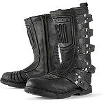 Icon 1000 Women's Elsinore Boots - Motorcycle Boots
