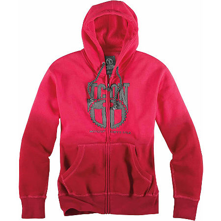 Icon Women's Geared Hoody - Main