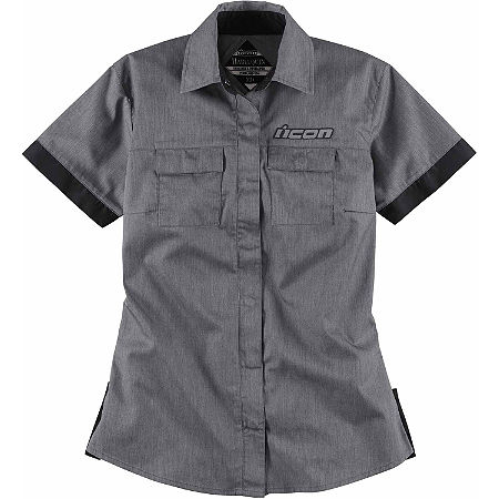 Icon Women's Harlequin Workshirt - Main