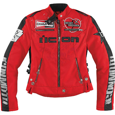 Icon Women's Hella Heartbreaker Jacket - Main