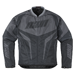 Icon Women's Hooligan Riding Jersey - Icon Women's Citadel Mesh Jacket